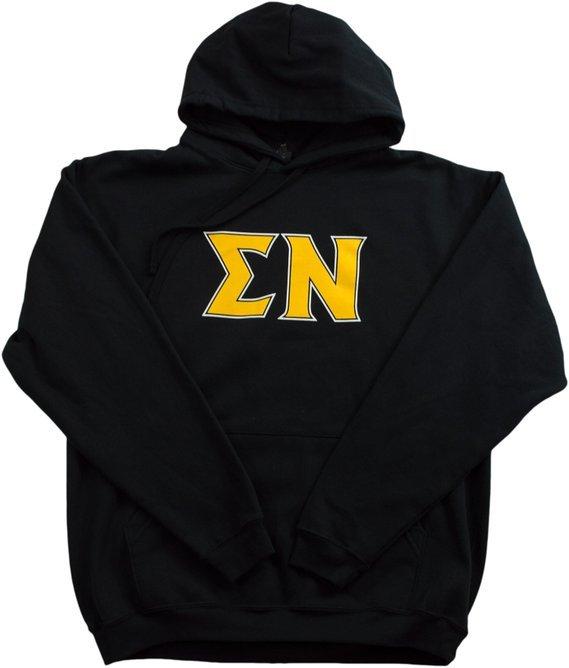 Sigma Nu pullover sweatshirt