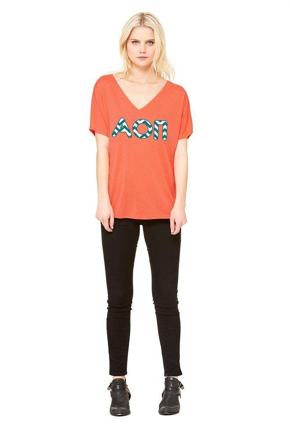Alpha Omicron Pi t-shirt