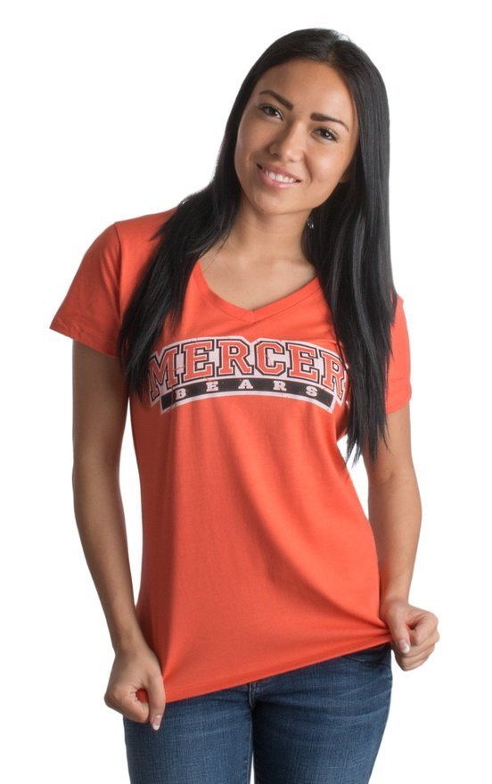Mercer University t-shirt