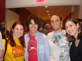 """Team StarKid"" cast t-shirts"