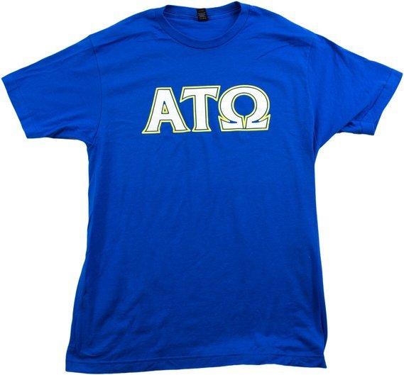 Alpha Tau Omega t-shirt