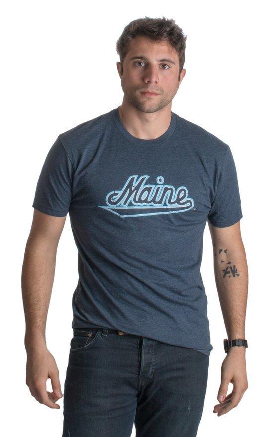 university of maine t-shirt
