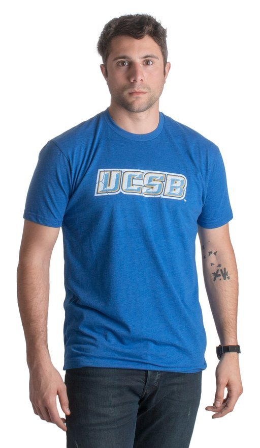 university of california, santa barbara t-shirt
